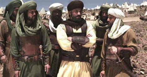 film arab umar bin khattab mehyar khaddour as khalid ibn al walid in quot omar quot tv
