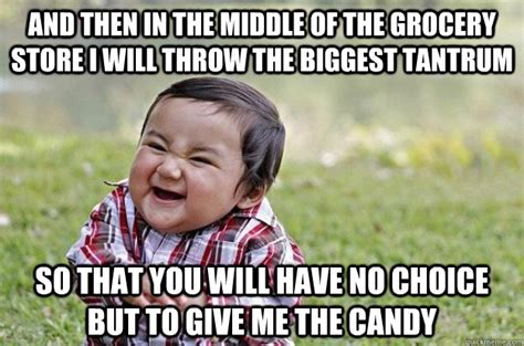 Tantrum Meme - 8 techniques to handle a temper tantrum you need to know