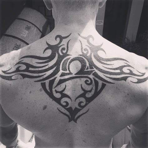 tribal ink tattoo tribal back best design ideas