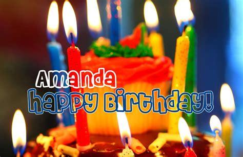 Happy Birthday Amanda And Leona by Happy Birthday Amanda Image
