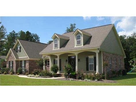 southern style house plans with porches country