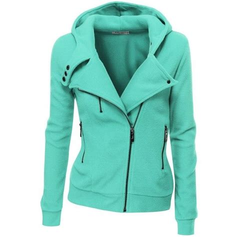 Jaket Zipper Hoodie Fleece slim fit fleece zip up hoodie jacket with zipper