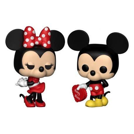 Kaos Mickey Minnie Pop toys pop disney mickey and minnie limited edition funko f