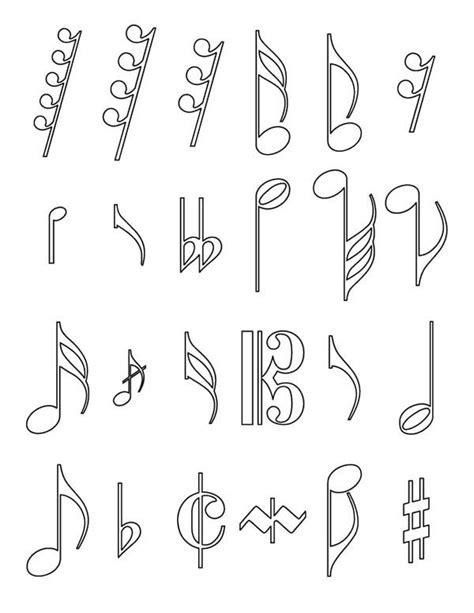 world music coloring pages all of music notes coloring page free printable coloring
