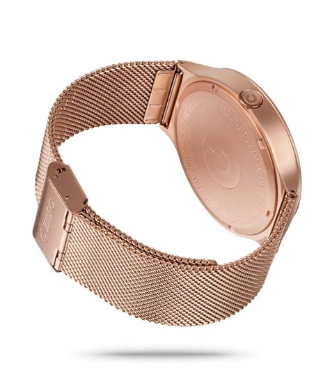 rose gold eclipse steel rose gold ziiiro