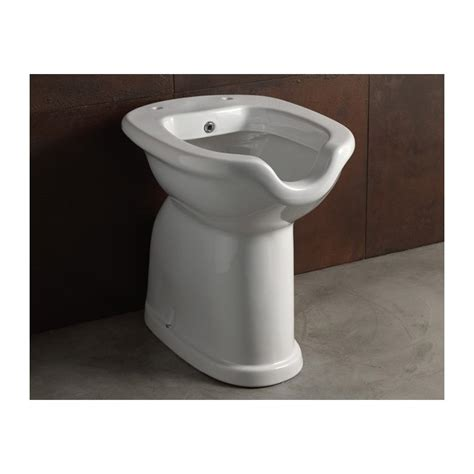 vaso per disabili ceramica vaso bidet c erogatore per disabili alto
