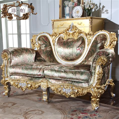 French Country Style Living Room Furniture Hand Carved Country Living Room Furniture Collection