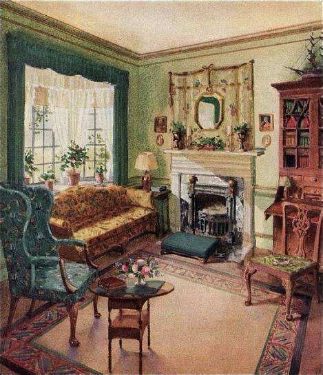 1920s living room images 38 best 1920s home living room images on