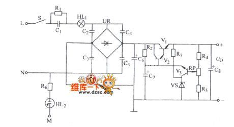 capacitor based fan regulator circuit index 2120 circuit diagram seekic