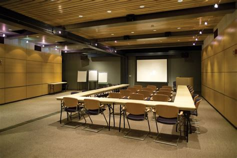 design visual center seminar room rakow library corning museum of glass m