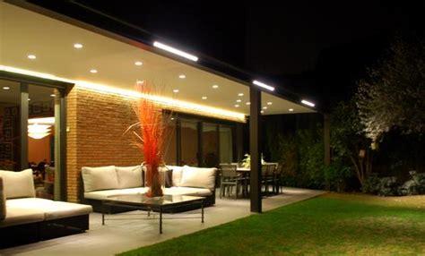 Luces Led Para Terrazas #2: Porche-moderno.jpg
