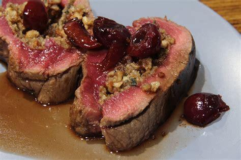 food with venison best for venison