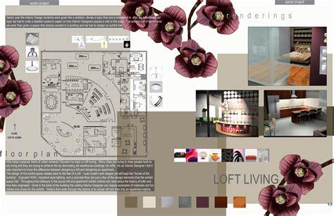 themes for senior presentation senior project ideas for interior design