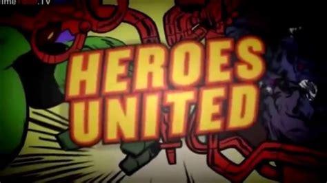 iron man hulk heroes united full youtube