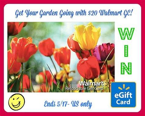 Walmart Gift Card Giveaway - win a 20 walmart gift card flash giveaway
