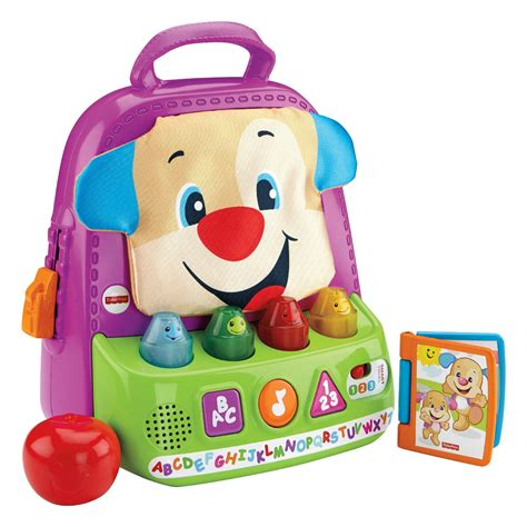fisher price fisher price laugh learn smart stages teaching tote 163