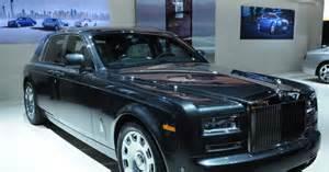 Rolls Royce Ny Rolls Royce Phantom 2013 Photos Ny Auto Show Debuts