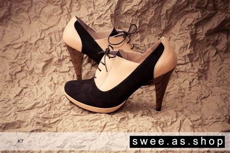 Sepatu Wedges Boot Tali 1 my world the pointy shoes