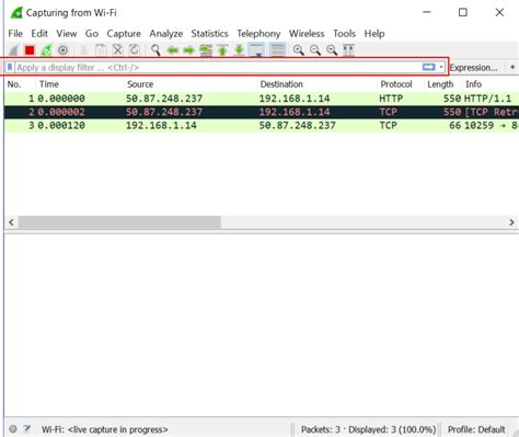 quick and dirty wireshark tutorial how to use wireshark filter tutorial ictshore com