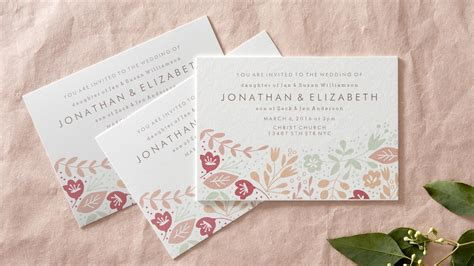 invitation paper types zazzle