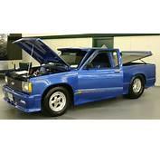 1984 Chevy S 10 Pickup Truck Lowrider S10 Chevrolet