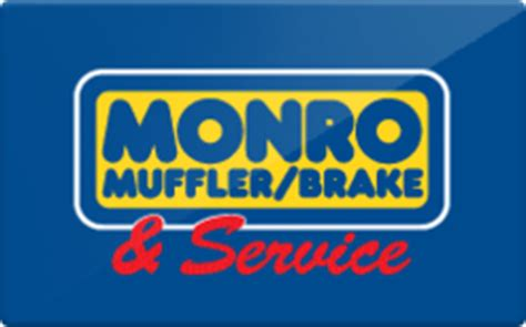 Does Advance Auto Parts Sell Gift Cards - buy monro muffler gift cards raise