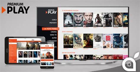 Pers Premium L premium play di mediaset a breve l applicazione per