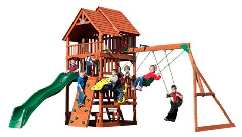 discount wooden swing sets life in a house of blue our new wooden swing set