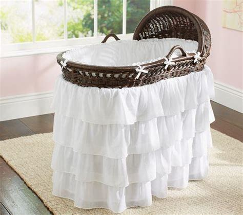 Bassinet Bedding by Monterey Bassinet Bedding Pottery Barn