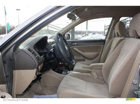 2005 Honda Civic Lx Interior by Ivory Interior 2005 Honda Civic Lx Sedan Photo 46224551 Gtcarlot