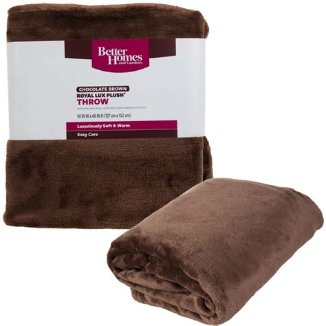 better homes and gardens ultra soft microfiber fleece