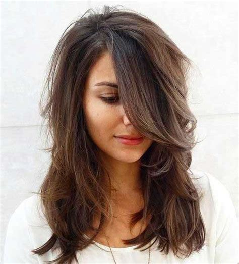 do long layers look good in thick slightly wavy hair 20 trendy long layered haircuts long hairstyles 2017
