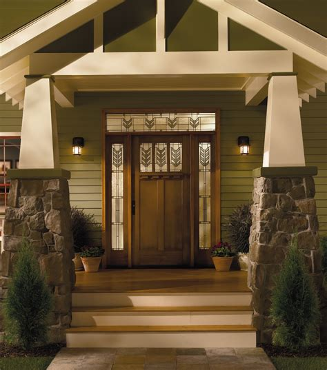 Front Doors With Side Lights And Transom Fiberglass Door Decorative Glass Front Entry Doors