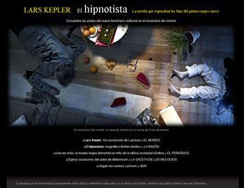 el hipnotista libros recomendados vii el hipnotista la palestra digital