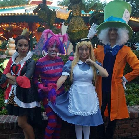 here are some costumes from mickeys halloween party at our favorite costumes at mickey s not so scary halloween