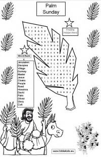 palm sunday coloring page jesus triumphal entry into jerusalem palm sunday