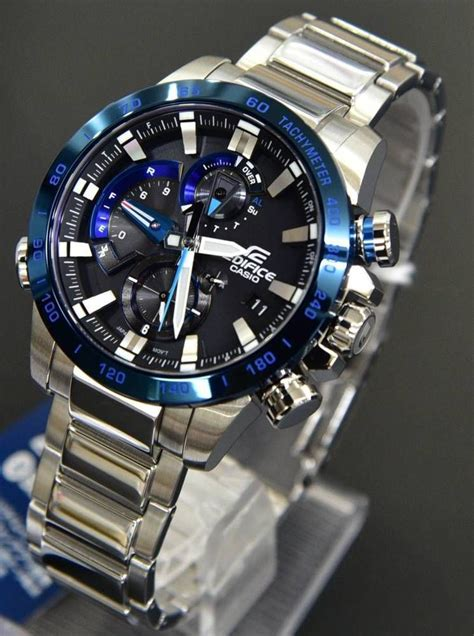 casio bluetooth casio edifice eqb 800db 1ajf bluetooth iphone link