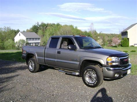 2006 gmc 2500hd specs psycoskier 2006 gmc 2500 hd extended cab specs photos