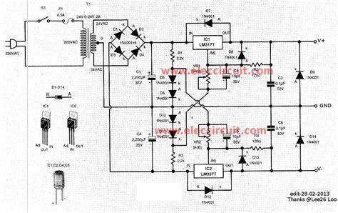 Kit Regulator Ac Dc 12v Ke Dc 9v Converter integrated voltage regulator chip versus discrete circuit