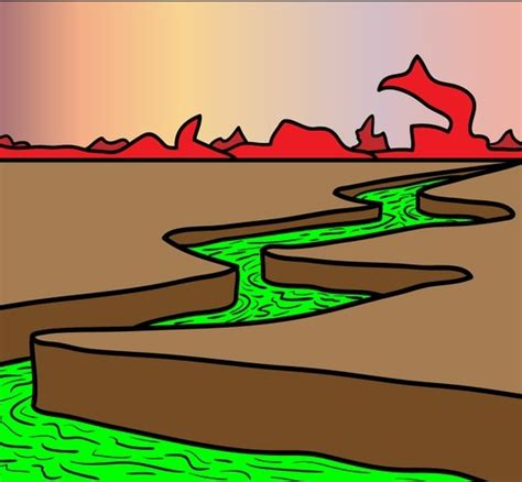 7 best how to draw landscapes images on drawing ideas coloring book and coloring sheets
