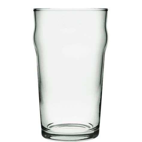 pint glass nonic pint glasses ce 20oz 568ml