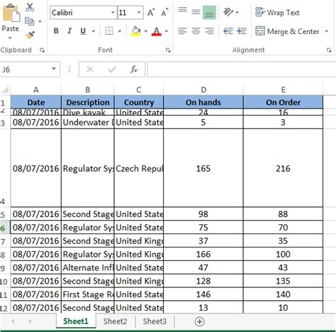 format excel height cells autofit column widths and row heights in excel