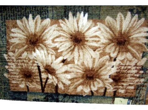 Sunflower Area Rugs Mohawk Sunflowers Large Area Rug