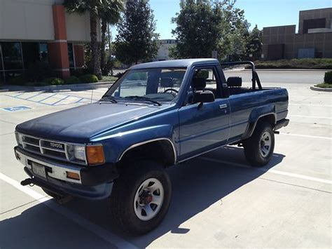 1989 Toyota 22re Purchase Used 1989 Toyota 4x4 4runner 4wd 1st Generation