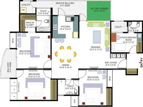 design own floor plan planning ideas small house floor plans trend make a