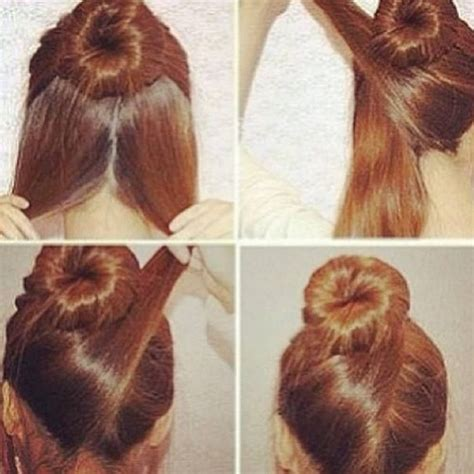 Hairstyles With Hot Buns | hot bun hairstyles pinterest buns cute buns and make it