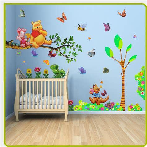 Winnie Pooh Babyzimmer by Baby Room Painting Ideas Winnie Pooh Them Winnie The