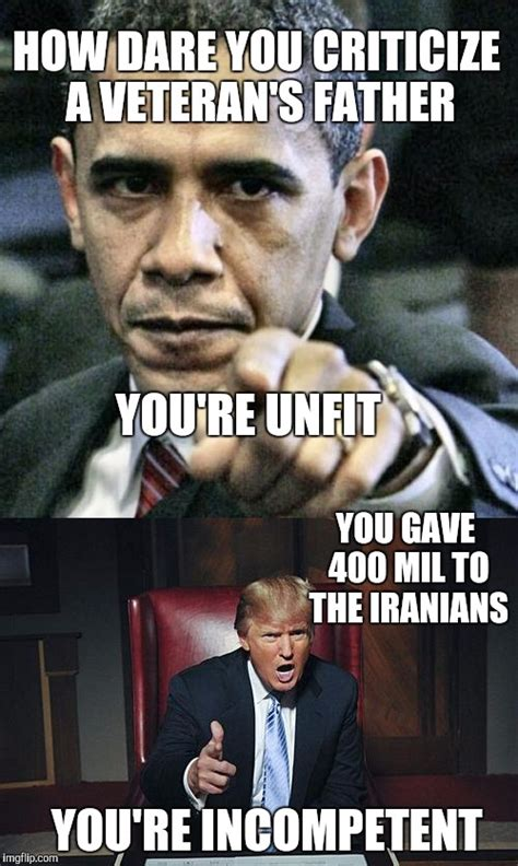 Trump Obama Memes - trump vs obama imgflip