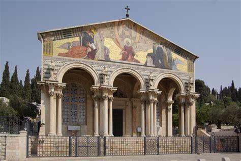 churches in jerusalem