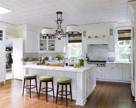 White Kitchen Design Excellent Design Classic White Kitchen Island And Stools Interiordecodir
